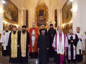 Неделя молитв о единстве