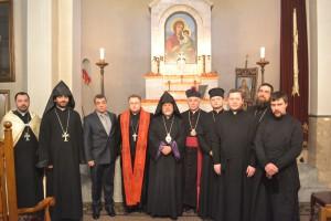 Молитва за единство христиан